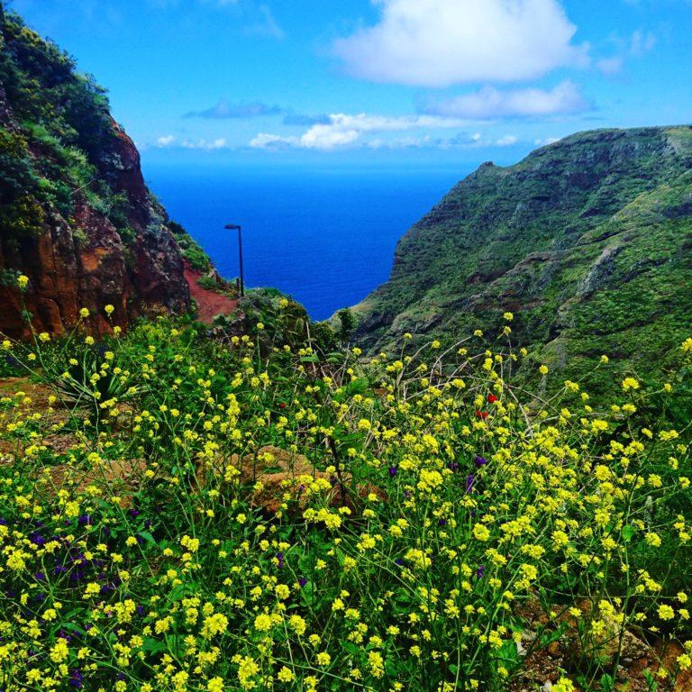 ANAGA Gregorios wanderfamily Tenerife, senderismo trekking Hiking Wandern Trekking
