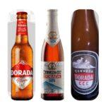Dorada, cerveza de Tenrife y El Teide. Gregorios wanderfamily