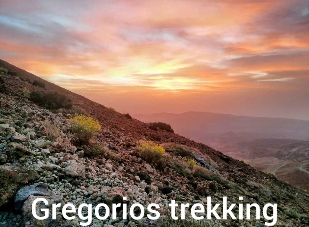 Teide Gipfel Auftieg Gregorios Teneriffa